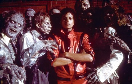 MJ - Thriller