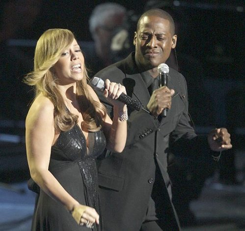 mariah and trey